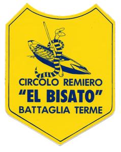 Logo Circolo Remiero El Bisato Battaglia Terme